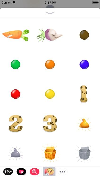 JJ Cookie Stickers screenshot-3