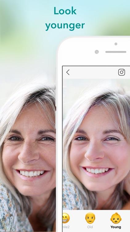 FaceApp: Neural Face Transformations screenshot-3