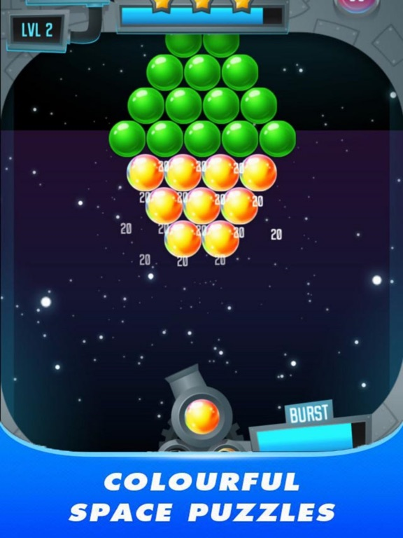 Space Pop Ball screenshot 5