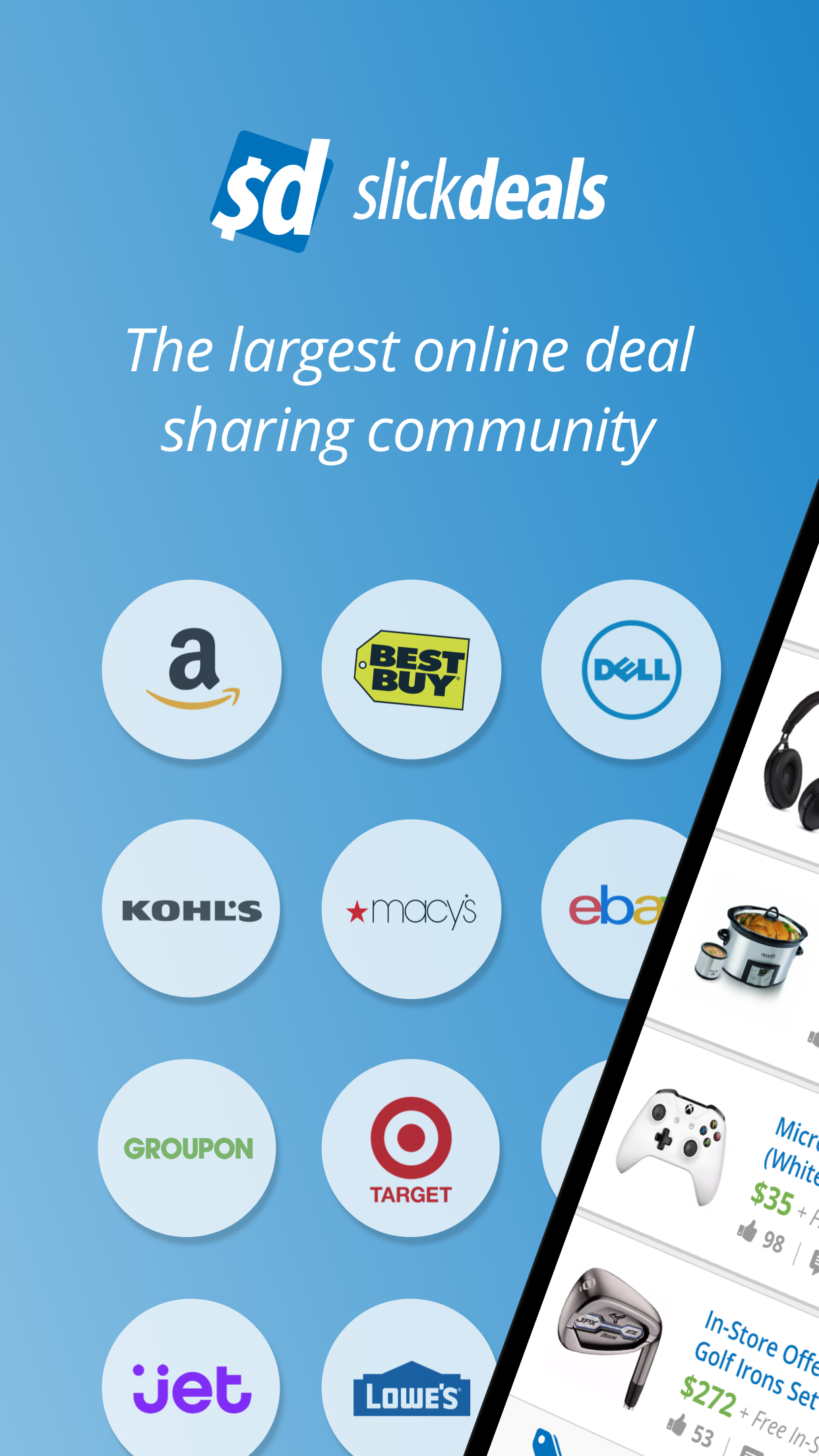 Slickdeals: Coupons & Shopping Screenshot