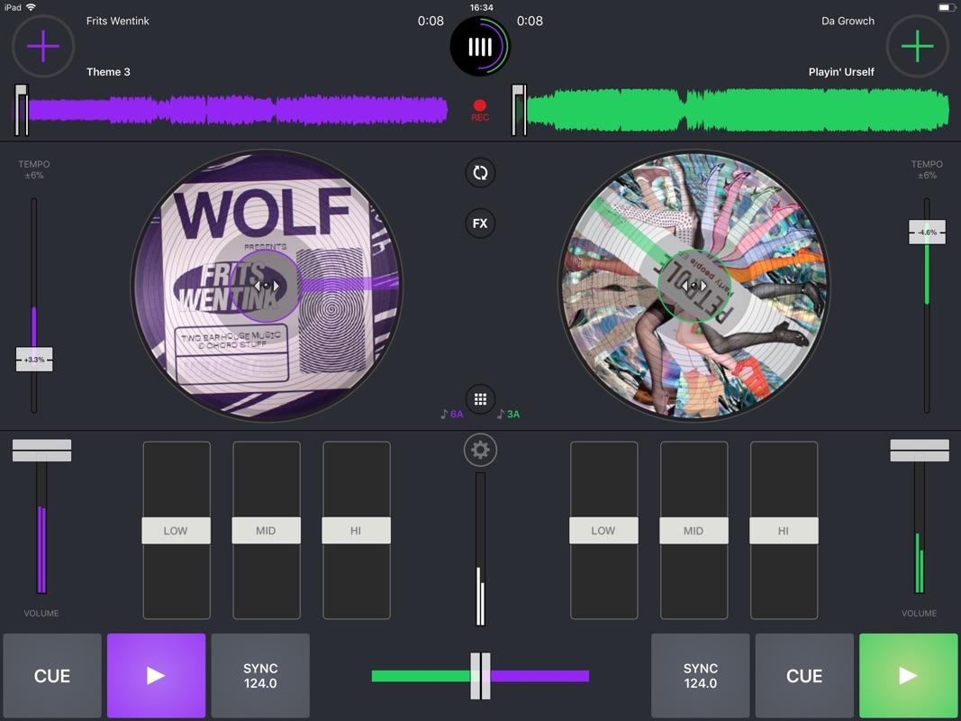 Cross DJ - dj mixer app - Online Game Hack and Cheat