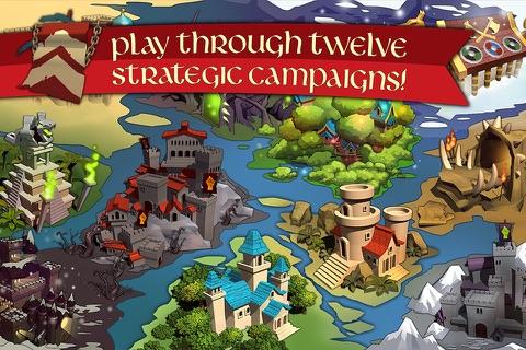 Kingdom of Zenia: Dragon Wars screenshot 4