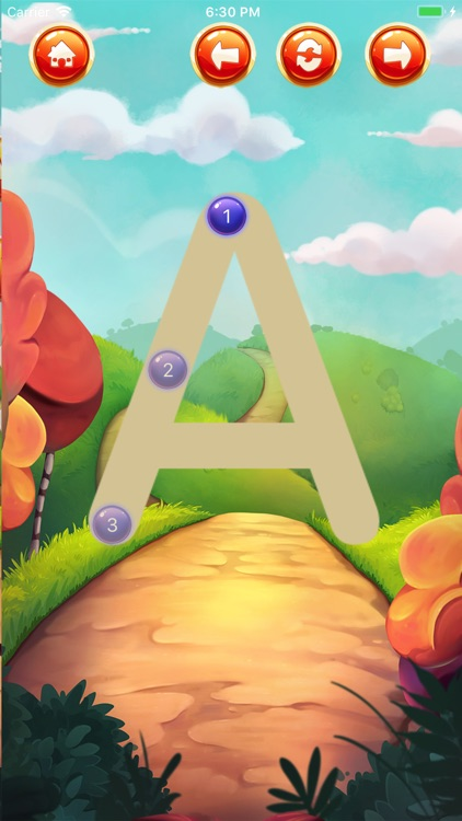 Pre-K Letters and Numbers screenshot-3