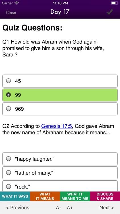 Epic Bible Story screenshot-3