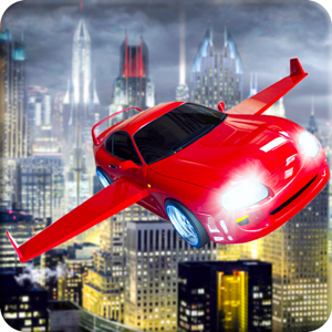 Fly-ing flight car sim app