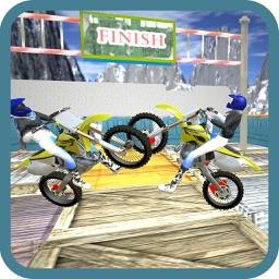 Impossible Tracks Moto Racing