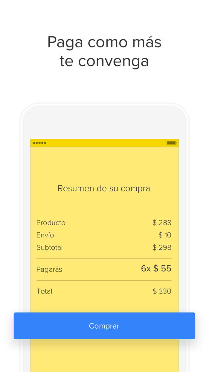 Mercado Libre Screenshot