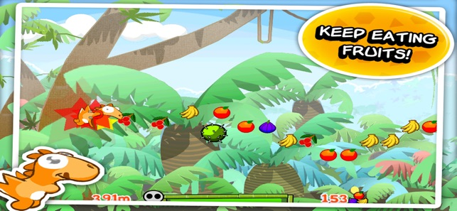 Dino Rush Screenshot