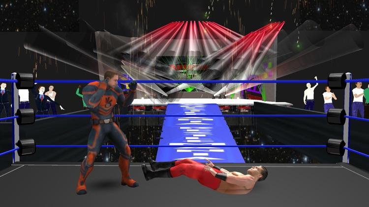 Superstar wrestling revolution screenshot-3
