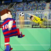 Soccer Blocky Hero – Mobile Ed