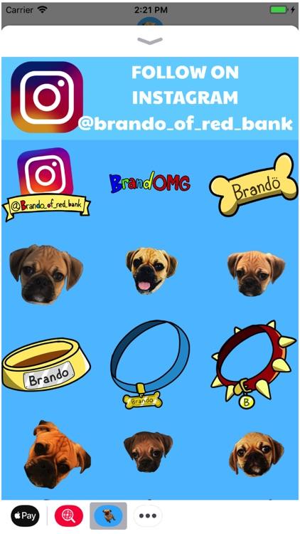 BrandOMG Stickers