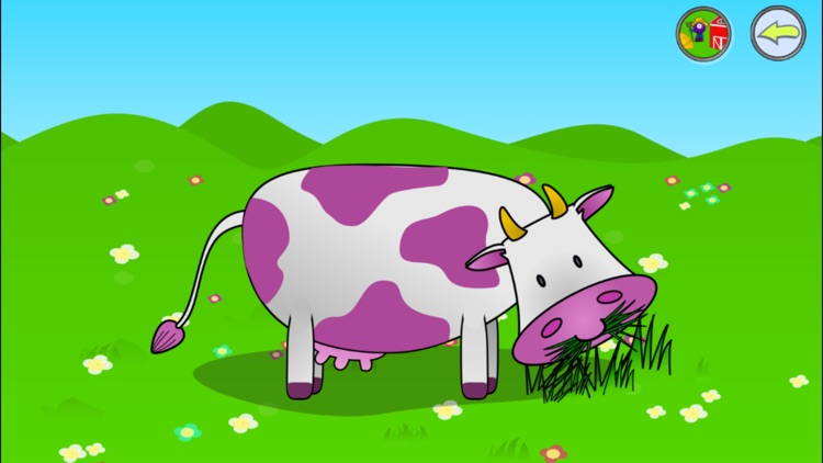 Farm for kids - Animal Sounds screenshot-4