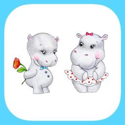 Romantic Love Sticker Pack