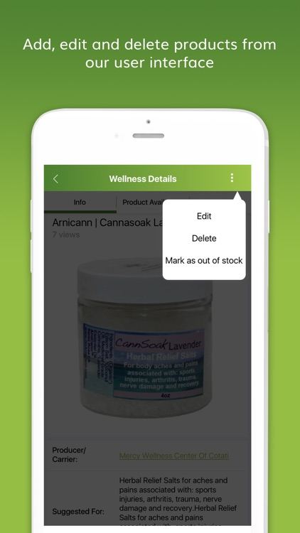 CannAlignGo:Brands & Retailers screenshot-4
