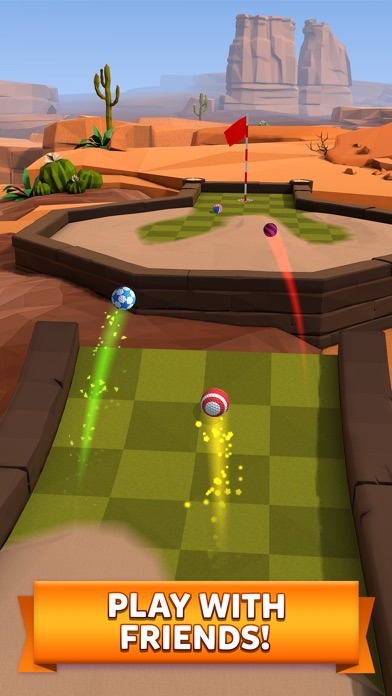 Golf Battle screenshot 2