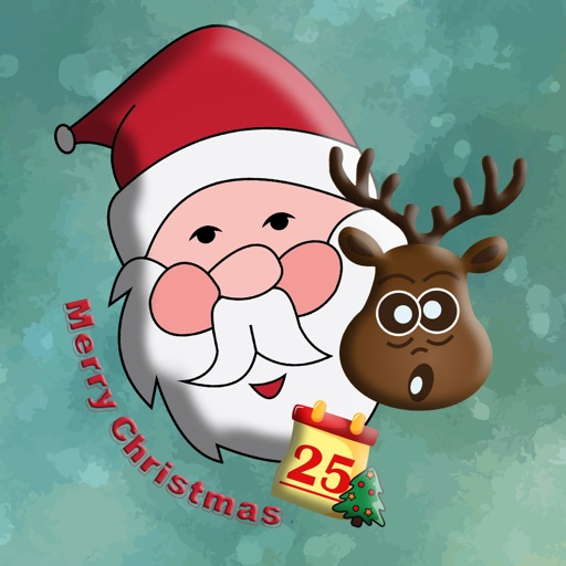 Christmas Moji & Animated Emoj