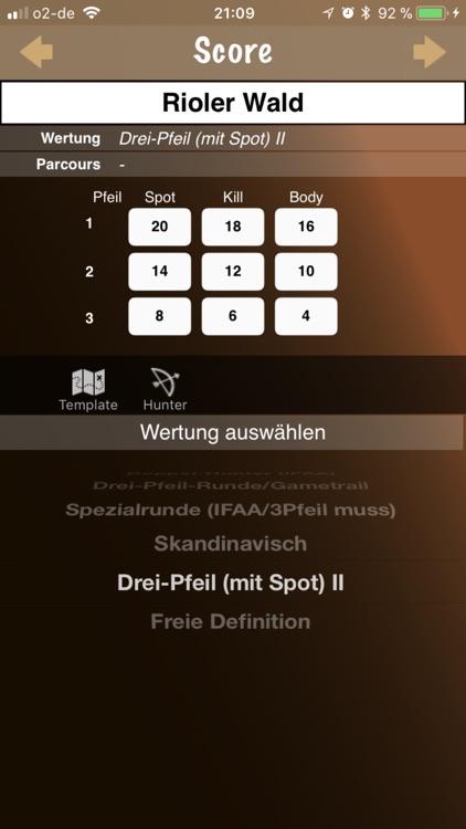 ScoreCard 3D