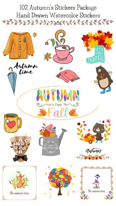 Autumn - Beautiful & Romantic screenshot 1