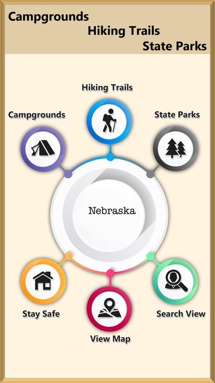 Best - Nebraska Camps & Trails