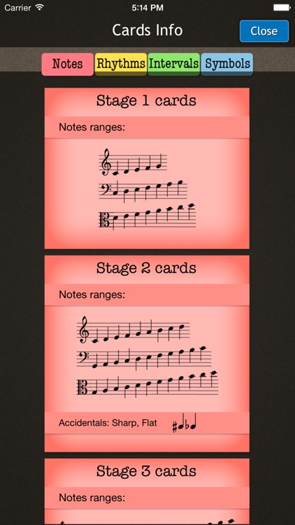 Music Reading Essentials screenshot-4