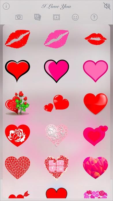 I Love You • Greeting cards screenshot 6