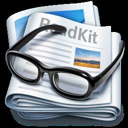 Ícone do app ReadKit