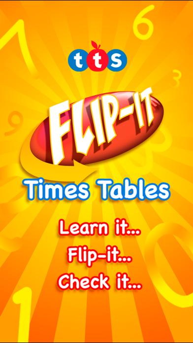 Flip-It Maths: Times Tables