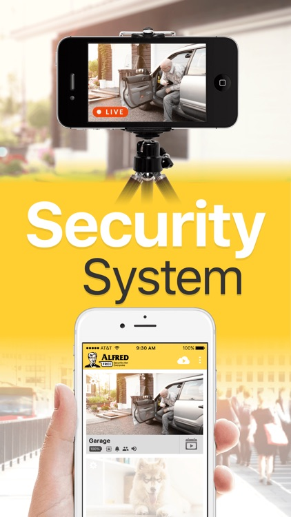 Alfred Security Camera