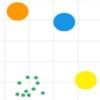 多彩跳动的小圆点 - 超好玩的的休闲游戏