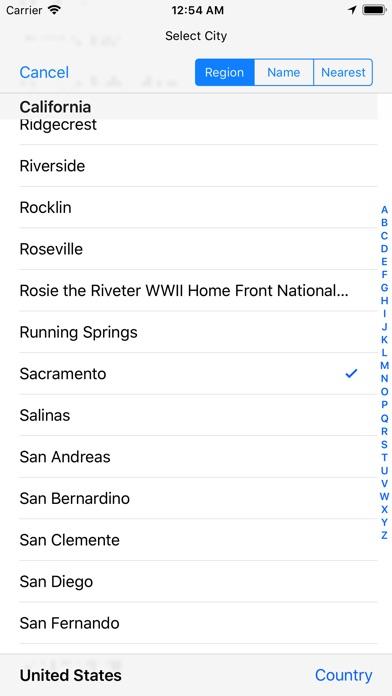 Screenshot for ISS FlyOver in Australia App Store