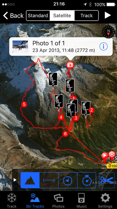 Download Ski Tracks for Android
