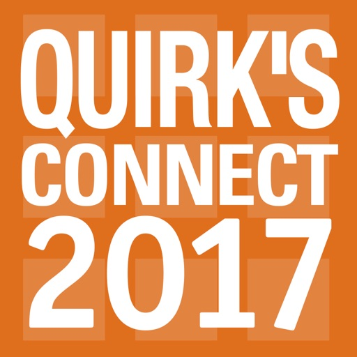 Quirk's Connect 2017 application logo