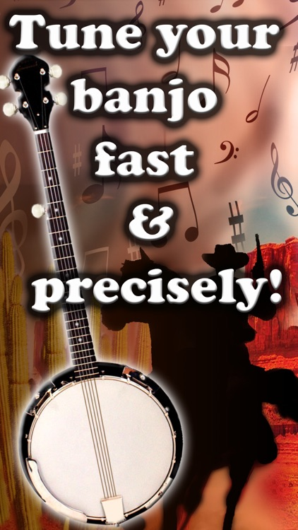Easy Banjo Tuner screenshot-0