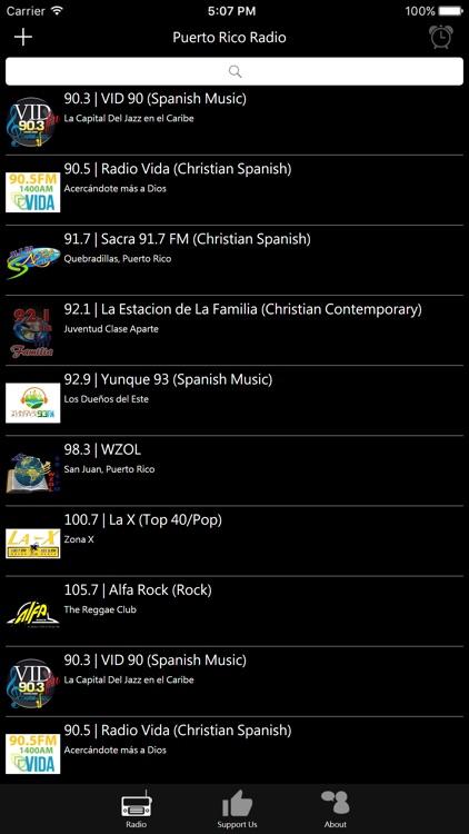 Puerto Rican Radio