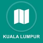 Куала-Лумпур, Малаизия : Offline GPS-навигации icon