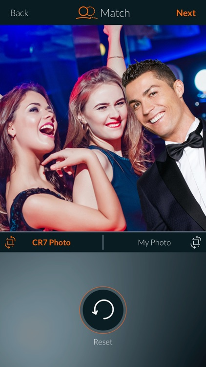 CR7Selfie screenshot-3