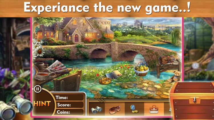 Hidden object: Mystery park pro screenshot-0