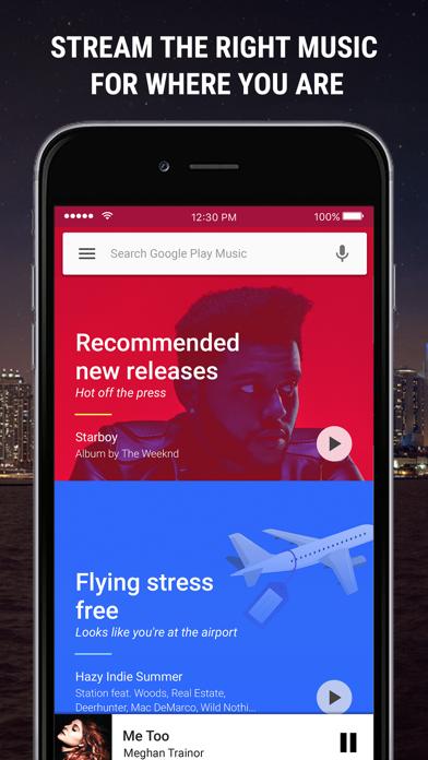 Google Play Music - 窓用