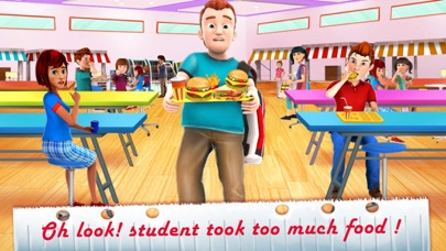 High School Cafe Managerのおすすめ画像3