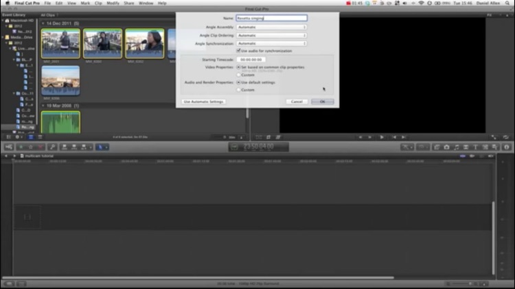 Easy To Use Guides For Final Cut Pro screenshot-2