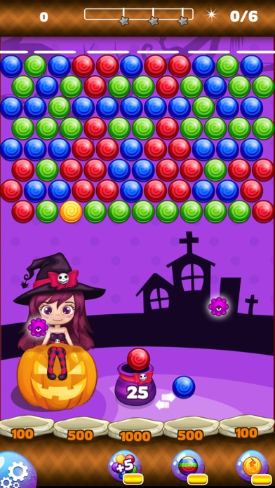 download Bubble Shooter - Halloween apps 0