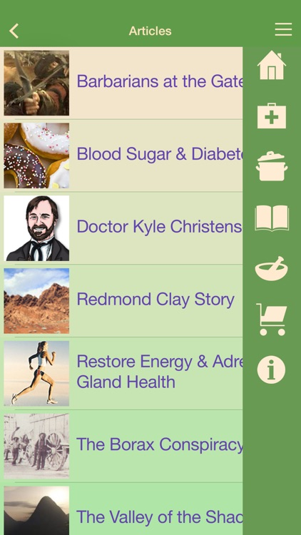 Herbal Remedies - Healing at Home screenshot-3
