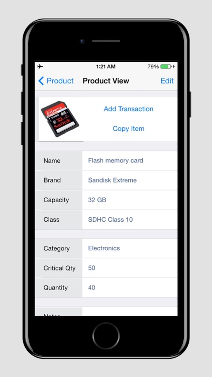 Easy Inventory -Track Manage Control Your Business screenshot-4