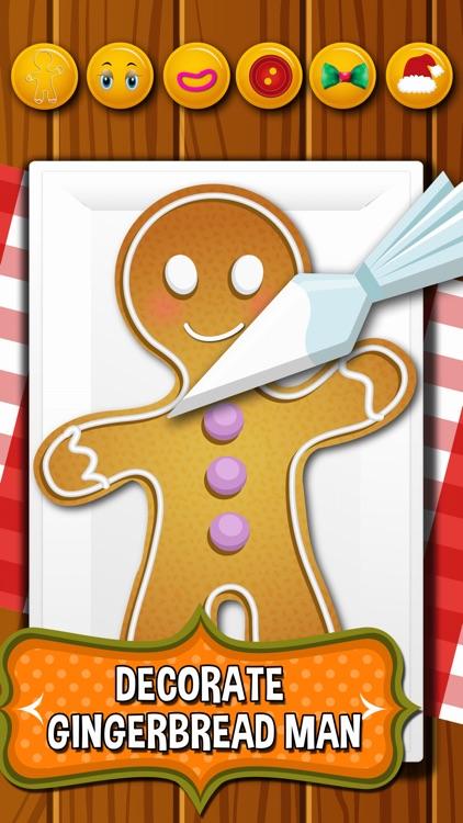 Gingerbread Man Maker - Cooking For Girls & Teens