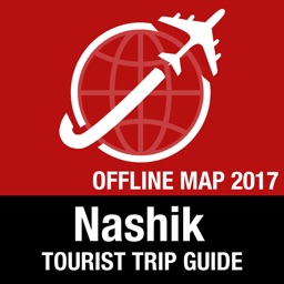 Nashik Tourist Guide + Offline Map
