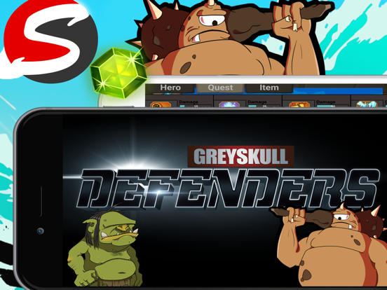 Greyskull defenders screenshot 8