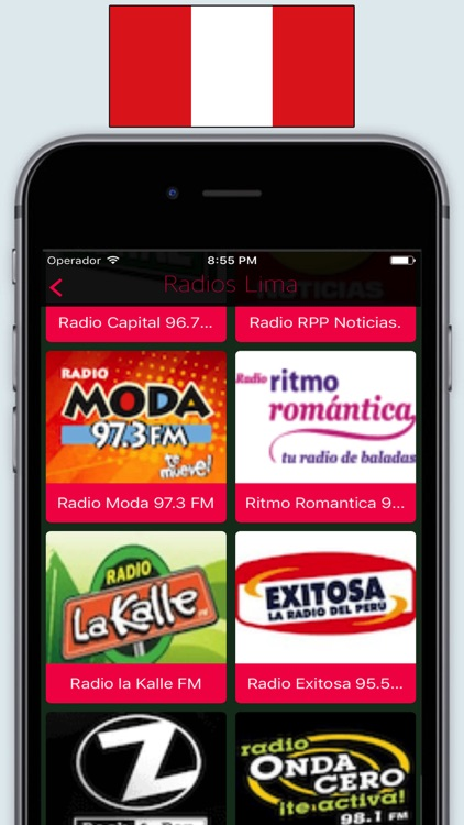 Radios Perú FM & AM / Live Radio Stations Online screenshot-2