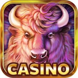 Ghost Buffalo Slots: 777 Casino Slot Machine Games