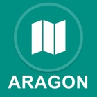 Aragon, Spain : Offline GPS Navigation icon