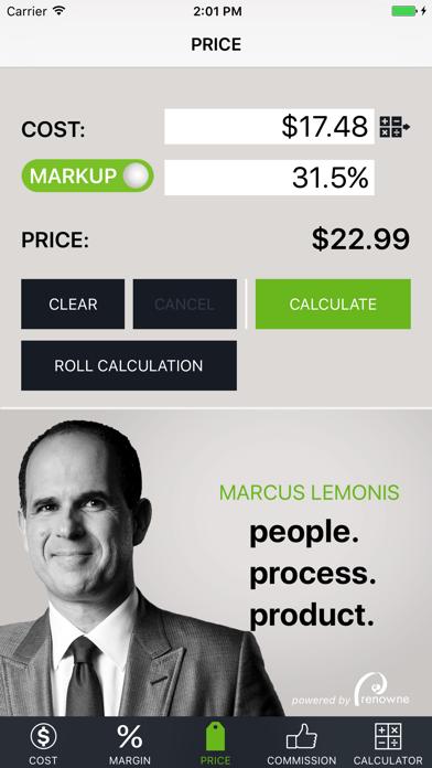 点击获取Cost Margin Calculator